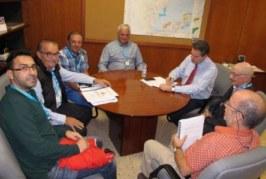 Ciclo Hídrico se reune con los alcaldes