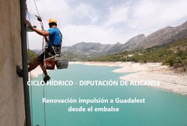 Renovación de la impulsión a Guadalest desde el embalse