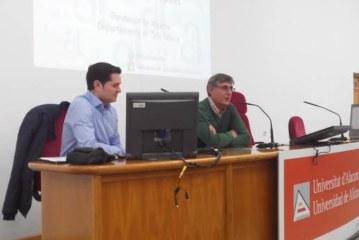 """Ciclo Hídrico participa en el seminario """"Agua y desarrollo sostenible"""""""
