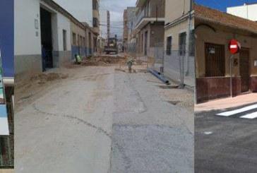 Finalización de las obras en Albatera