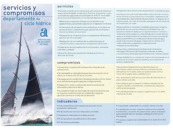 Compromisos Ciclo Hídrico Unido