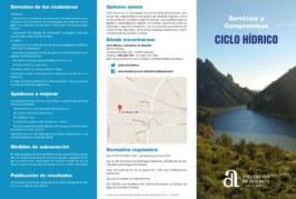 Nueva Carta de Servicios y Compromisos de Ciclo Hídrico