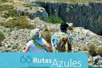"Registration to attend the presentation of the book ""Blue Routes by the hydrogeological heritage of Alicante"" has opened."