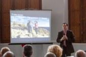 """Presentació del llibre """"Rutes Blaves pel Patrimoni Hidrogeològic d'Alacant"""