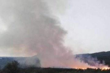 Incendios en la provincia de Alicante