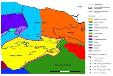 Asesoría técnica a los municipios de Marina Alta