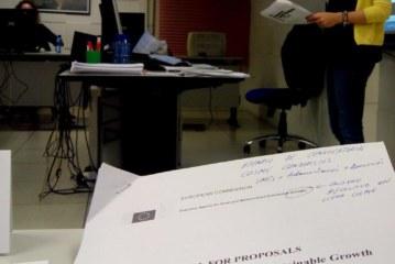 Cicle Hídric assistix a un curs sobre fons europeus