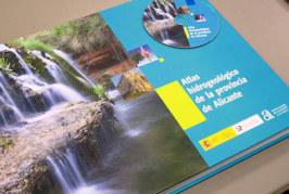 Atlas Hidrogeológico de la provincia de Alicante