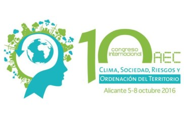 X Congreso Internacional AEC: Clima, sociedad, riesgos y ordenación del territorio