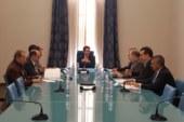 Reunió de la Comisió Tècnica de la Mesa Provincial del Agua