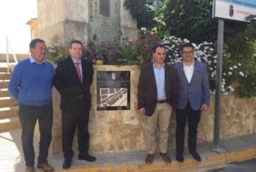 Entrega de las obras realizadas en Formentera del Segura