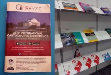 28 Congreso Internacional de Cartografía (ICC 2017)