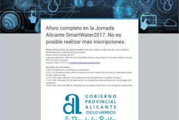 Aforo completo Alicante SmartWater2017