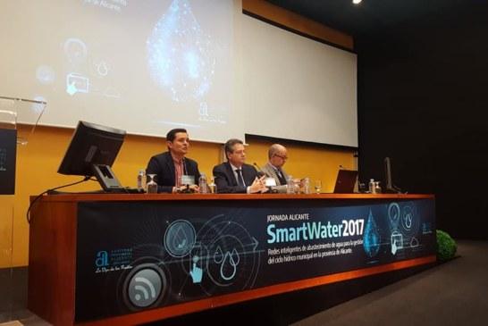 Sigue la Jornada Alicante SmartWater2017