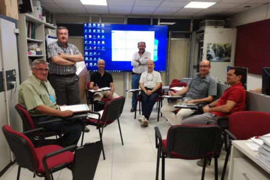 Reunión técnica en Ciclo Hídrico