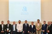 Firma del Pacte Provincial de l'Aigua