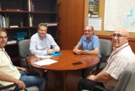 Reunions sobre les infraestructures hidràuliques municipals