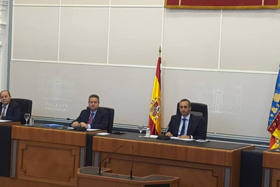 provincia de Alicante. Comissió Provincial de l'Aigua