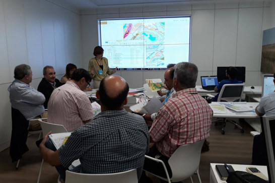 Reunions amb les Confederacions hidrogràfiques del Xúquer i del Segura
