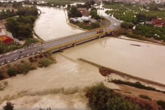 Inundacions a Almoradí