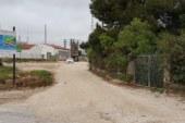 Red de alcantarillado y renovación de la red de agua potable en el Barrio de la Luz (Los Montesinos)