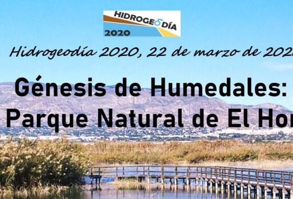Hidrogeodía 2020. Parque Natural El Hondo