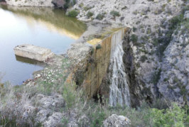 Presas de Tibi y Relleu y el regadío tradicional de la Vega Baja en WAVE