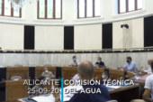 Comissió tècnica Taula Provincial de l'Aigua