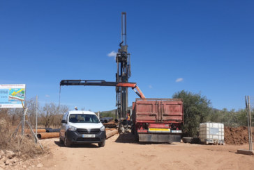 New supply well for Pinoso