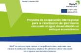 WaVE Interreg. Noticias: revista nº3